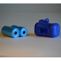 Poop Bags with holder